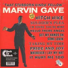 That Stubborn Kinda' Fellow - LP / Marvin Gaye / 1962 / 2016