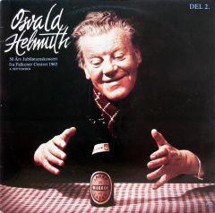50 års jubilæumskoncert 1963, del 2 - LP / Osvald Helmuth / 1981