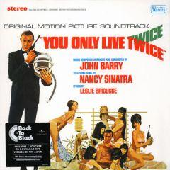 You Only Live Twice - LP / John Barry   Soundtracks / 1967 / 2015