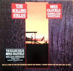 The Killing Fields - LP / Mike Oldfield / 1984 / 2016