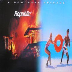 Republic - LP / New Order / 2015