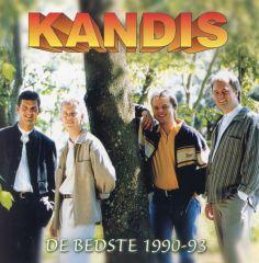 De Bedste 1990-93 - CD / Kandis / 1998