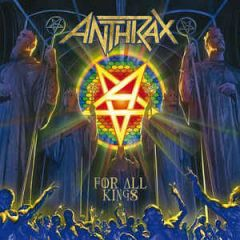 For All Kings - CD / Anthrax / 2016