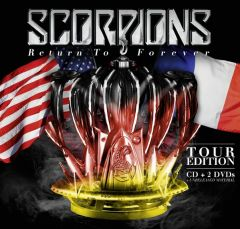 Return To Forever - Tour Ed. 2cd+dvd  / Scorpions / 2016