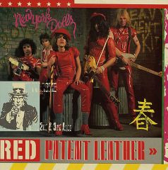 Red Patent Leather - LP (RSD 2019 Hvid Vinyl) / New York Dolls / 2019