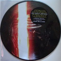 Star Wars: The Force Awakens - 2LP (Picture Disc Vinyl) / John Williams | Soundtrack / 2016