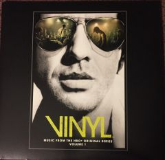Vinyl (Music From The HBO Original Series Vol 1) - 2LP+CD / Various Artist | Soundtrack / 2016