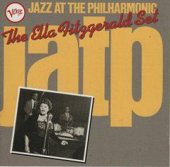 Jazz At The Philharmonic: The Ella Fitzgerald Set - CD / Ella Fitzgerald / 2016