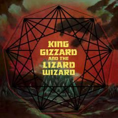 Nonagon Infinity - LP / King Gizzard And The Lizard Wizard / 2016