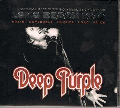 Long Beach 1976 - 2LP / Deep Purple / 2016