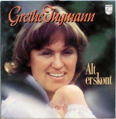 Alt er skønt - LP / Grethe Ingmann / 1979