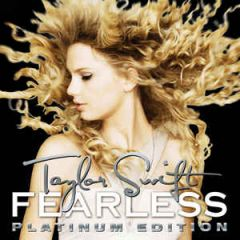 Fearless (Platinum Collection) - 2LP / Taylor Swift / 2009 / 2016
