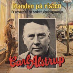 Manden På Risten - LP / Carl Alstrup / 1982
