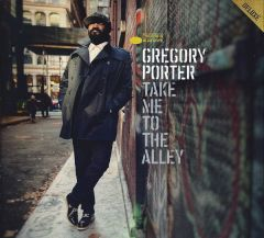 Take Me To The Alley  - CD+DVD / Gregory Porter / 2016