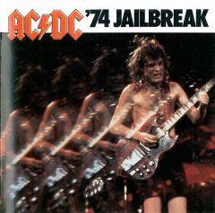 '74 Jailbreak - CD / AC/DC / 1975 / 2003