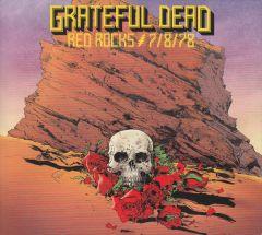Red Rocks 7/8/78 - 3CD / Grateful Dead / 2016
