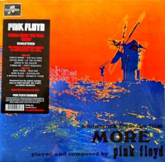 Music From The Film 'More' - Remasteret  LP / Pink Floyd / 2016