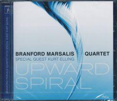Upward Spiral - CD / Branford Marsalis Quartet (with Kurt Elling) / 2016