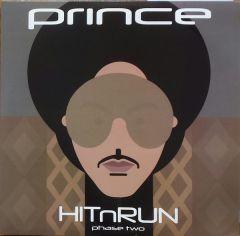HITNRUN Phase Two - 2LP (klar vinyl) / Prince / 2016