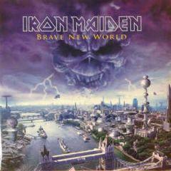 Brave New World - 2LP / Iron Maiden / 2000 / 2017