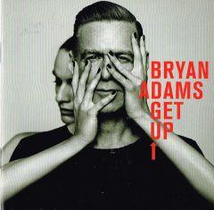 Get Up - cd / Bryan Adams / 2015
