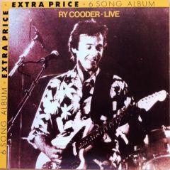 Live - LP / Ry Cooder / 1981