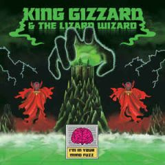 I'm In Your Mind Fuzz - LP / King Gizzard And The Lizard Wizard / 2014