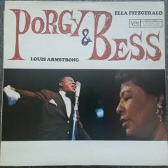 Porgy & Bess - LP / Ella Fitzgerald & Louis Armstrong