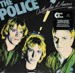 Outlandos D'Amour - LP / The Police / 1978 / 2016
