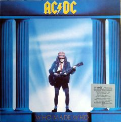 Who Made Who - LP / AC/DC / 1986 / 2003