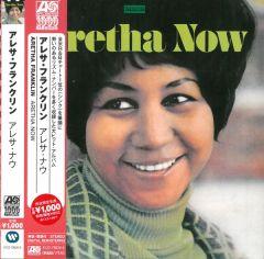 Aretha Now - CD / Aretha Franklin / 1968 / 2013