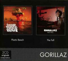 Plastic Beach / The Fall - 2CD / Gorillaz / 2013