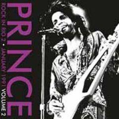 Rock In Rio 2 • Volume 2 January 1991 - LP / Prince / 2016