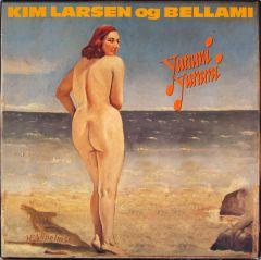 Yummi Yummi - LP / Kim Larsen & Bellami / 1988 / 2018