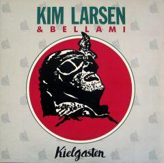 Kielgasten - LP / Kim Larsen & Bellami / 1989 / 2018