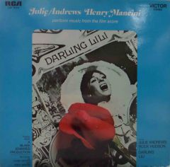 Perform Music From The Film Score Darling Lili - LP / Julie Andrews / Henry Mancini (Soundtrack) / 1970