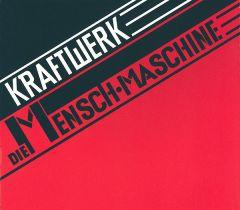 Die Mensch-Machine - CD / Kraftwerk / 1978 / 2009