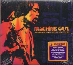 Machine Gun: The Fillmore East First Show 12/31/1969 - CD / Jimi Hendrix / 2016