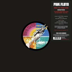 Wish You Were Here - LP / Pink Floyd / 1975 / 2016