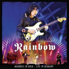 Memories In Rock - Live In Germany - 2CD / Ritchie Blackmore's Rainbow / 2016