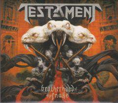 Brotherhood of the Snake - CD (Limited digibook) / Testament / 2016