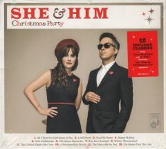 Christmas Party - CD / She & Him / 2016