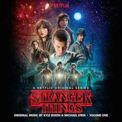 Stranger Things - 2LP (Sort vinyl) / Soundtrack   Kyle Dixon & Michael Stein / 2016