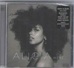 Here - CD / Alicia Keys / 2016