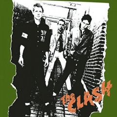 The Clash - LP / The Clash / 1977/2016