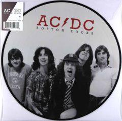 Boston Rocks - LP (Picture Disc Vinyl) / AC/DC / 2016