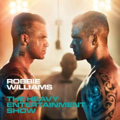 The Heavy Entertainment Show - CD+DVD (Deluxe edition) / Robbie Williams / 2016