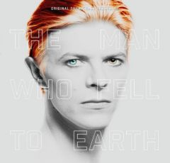 The Man Who Fell To Earth OST - 2LP / Stomu Yamash'ta / John Phillips | Soundtrack / 2016