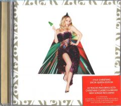 Kylie Christmas (Snow Queen Edition) - CD / Kylie Minogue / 2016