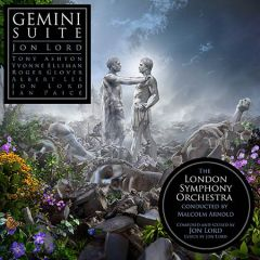 Gemini Suite - CD / Jon Lord (Deep Purple) With The London Symphony Orchestra / 1971 / 2016